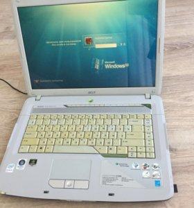 Ноутбук Acer Aspire 5720G+ бонус