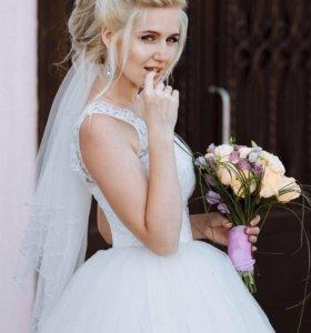 Свадебные и вечерние прически, макияж