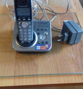 Радиотелефон без аккумулятора