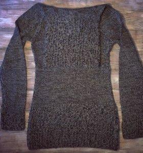 Новый свитер с альпакой Axara.