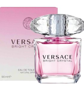 Versace Bright Crystal 90 мл