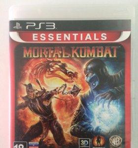 Mortal kombat на PS3