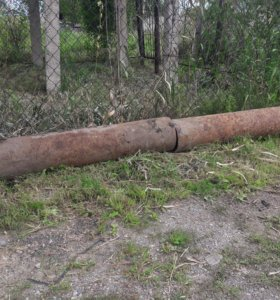 Труба металлическая