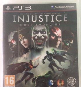 Injustice на PS3
