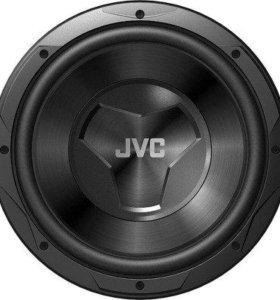 🔊Автосабвуфер JVC CS-W120