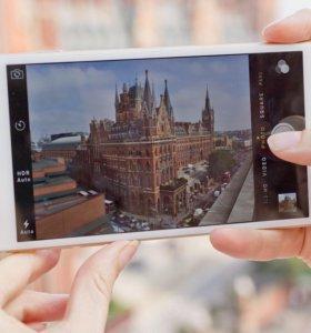 Замена камеры iPhone 6 Plus