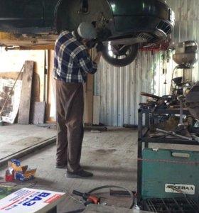 Ремонт подвески легковых авто