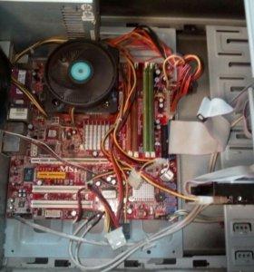 (ПК) - Celeron® D Processor 331/1 ГБ/40 ГБ
