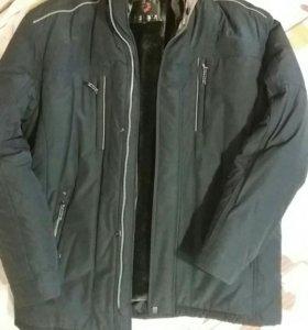 Куртка зимняя р 52