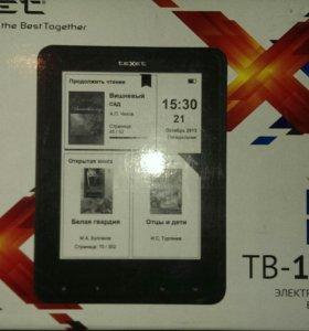 Электронная книга Texet tb-137se