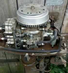 Лодочный мотор ветерок12