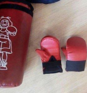 Детская боксёрская груша