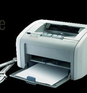 Ремонт струйных и лазерных принтеров