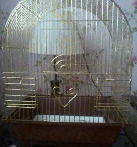 Срочно продам клетку для птиц!!!