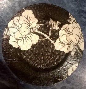 дикупажные тарелки