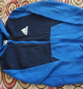 Олимпийка Adidas р.140
