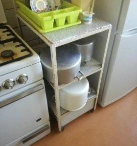 Стеллажи для кухни