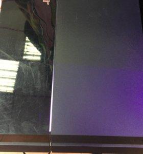 Игровая приставка Sony PS 4 500