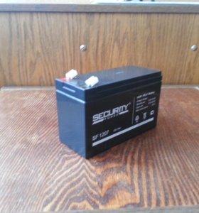 АКБ для резервного электропитания