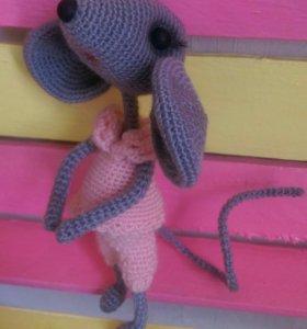 Мышка Сонечка
