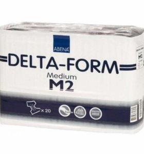 ПОДГУЗНИКИ ДЛЯ ВЗРОСЛЫХ ABENA DELTA-FORM M - 2