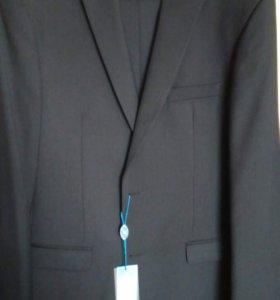 Костюм мужской (пиджак+брюки) НОВЫЙ