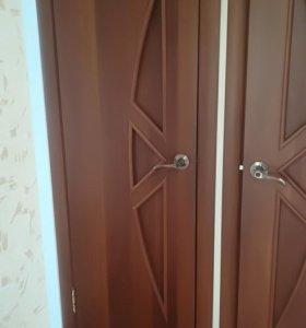 Межкомнатная дверь 2шт