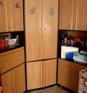 Шкафы 3 секционные