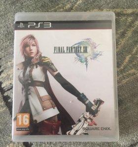 Игра на Ps3 Final Fantasy Xlll