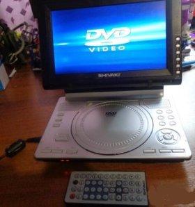 Телевизор Shivaki с DVD и USB