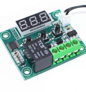 Терморегулятор W1209 для инкубатора, брудера
