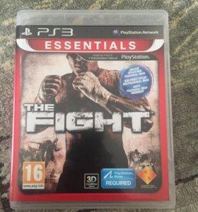 Игра на ps3 The Fight