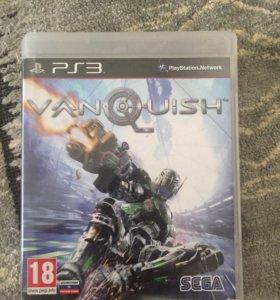 Игра на ps3 Vanquish