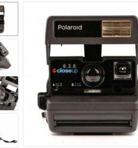 Акция! Polaroid 636 Closeup фотоаппарат