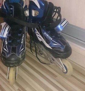 Роликовые коньки skates