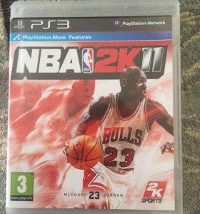 Игра на ps3 NBA 2K11
