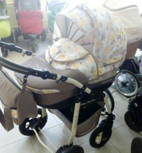 Новая коляска универсал 2в1