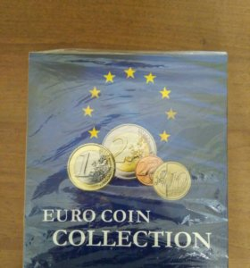 Альбом для монет Евро