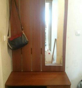Шкаф вешалка для одежды