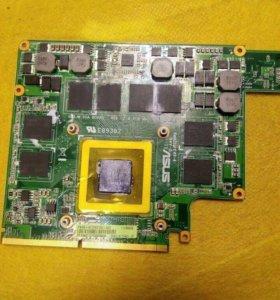 Видеокарта nvidia GTX 560m для Asus G53, VX7
