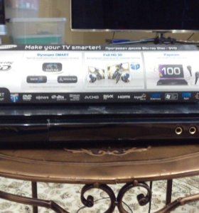 Samsung blu ray плеер bd-d5400k