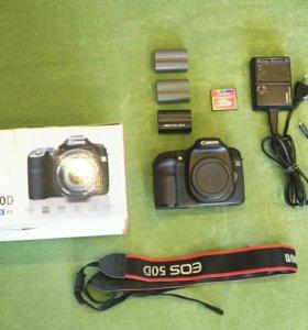 Canon 50D зеркальный фотоаппарат