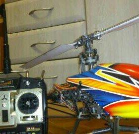 Вертолет Разор 450fbl