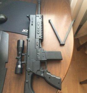 PS3 BigBen Pad Rifle