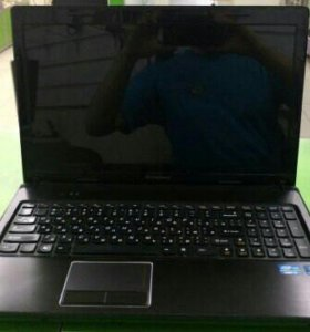 Ноутбук Lenovo G570/G575 в разбор