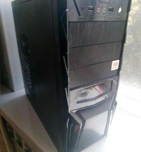 Компьютер 8 ядерный/8 gb/ 990fx