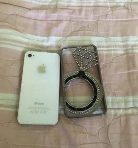 iPhone 4+