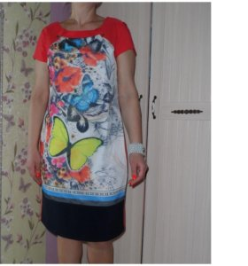 Платье новое 3D