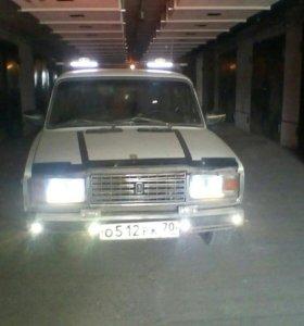 Продам ВАЗ 2107 или обмен на переднеприводный.