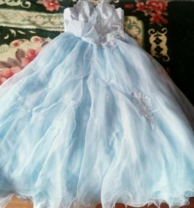 Платье пышное свадебное
